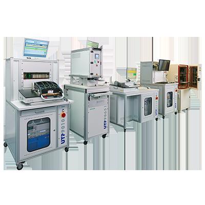 Universal Tester Plattform FKT/HF von Noffz Technologies
